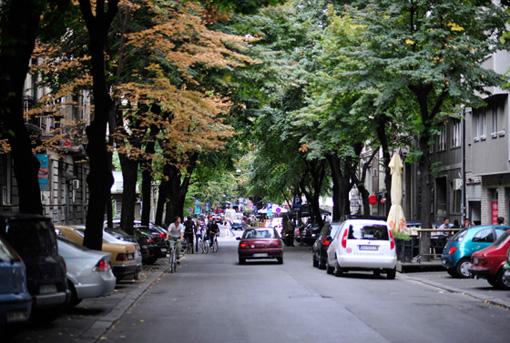 ulica strahinjica bana beograd mapa Zvučna mapa Beograda ulica strahinjica bana beograd mapa