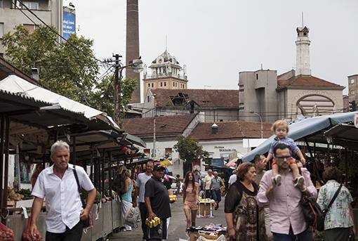 bajlonova pijaca beograd mapa Zvučna mapa Beograda bajlonova pijaca beograd mapa